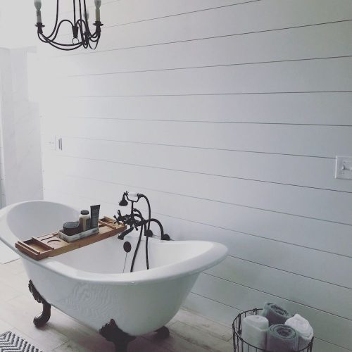 Farmhouse Master Bathroom Cover